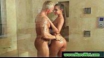 Amazing Nuru Massage Fuck And Slippery Massage Sex Video 28