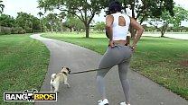 BANGBROS - Big Dick White Guy Goes Ham On Latina Diamond Kitty's Big Ass
