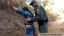 Fake cop threesome hd and fucks prostitute Kayla West was caught