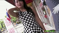Tuk Tuk Patrol - Thai cutie gets her asshole reamed by white cock