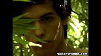 Horny Twinks Fucking Outdoors