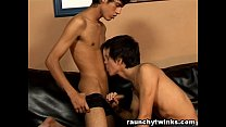 Johnny and Andi Aroused teens love to fuck