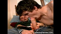 Brunette Twinks Ashton And Caleb Ass Fucking