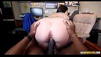 Monster Cock Makes That White Girl Pussy Cream Lola Foxx
