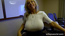 Wifey Caught In The Act - Swallows Cum
