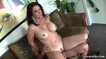 Ripe and wild assassin cougar grabs her pray