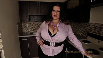 Angelina Castro is a Real Estate Slut!