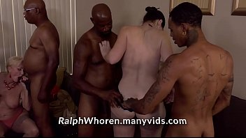 Another gangbang with Ralph Whoren